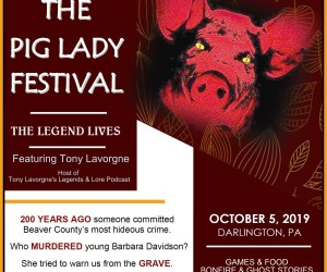 The Pig Lady Festival ~ Coming Soon!