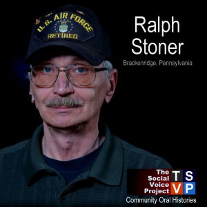 RALPH STONER - IN MY OWN WORDS