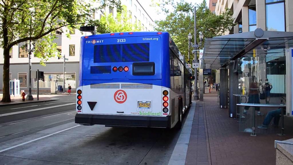 Trimet Trips: Bus Line #8