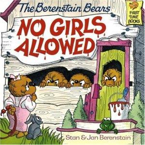 berenstain-bears-No-Girls-Allowed