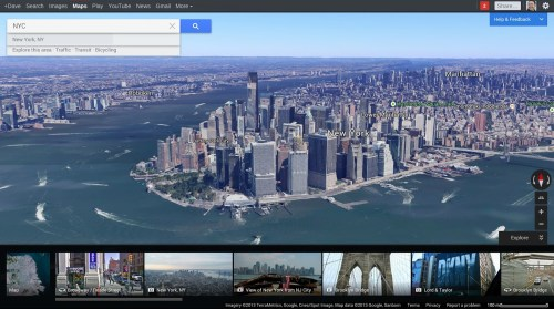 The new Google maps probably won't destroy public space.