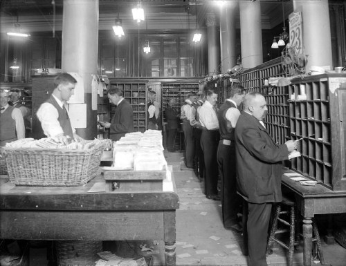 rochester-mail-sorters-c1910