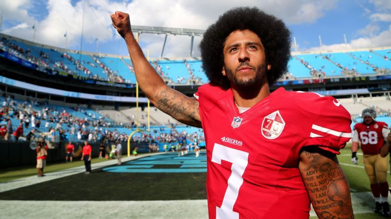 Following a season of protest and activism, Colin Kaepernick has been frequently passed over by teams in need of a quarterback.