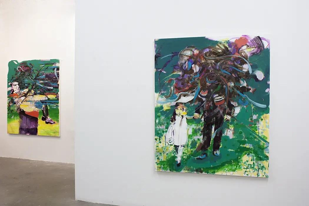 5_Duality_I__oil_on_canvas__153x127cm_60x50__2018