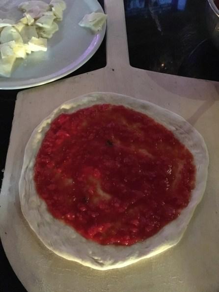 Pizza 101 at Solita Mastino Delray Beach Florida