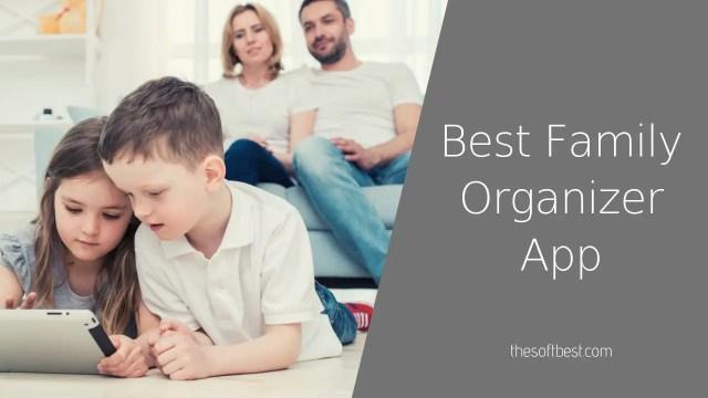 Best Family Organizer App