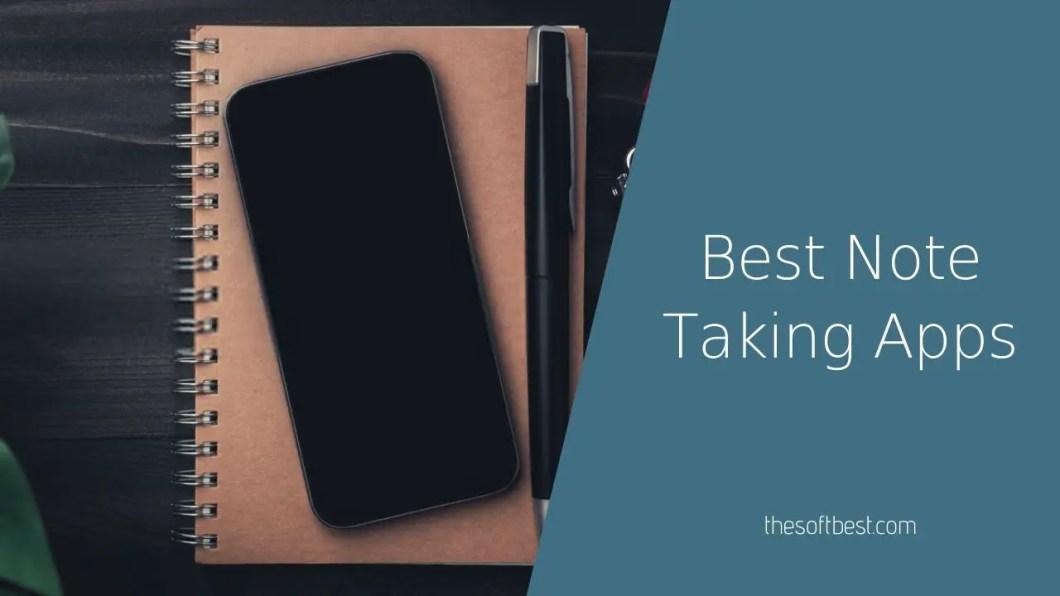 Best Note Taking Apps