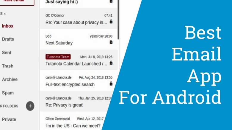 best email appfor Android