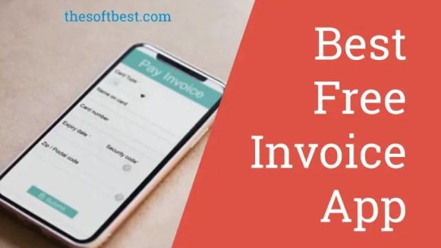 Best Free Invoice App