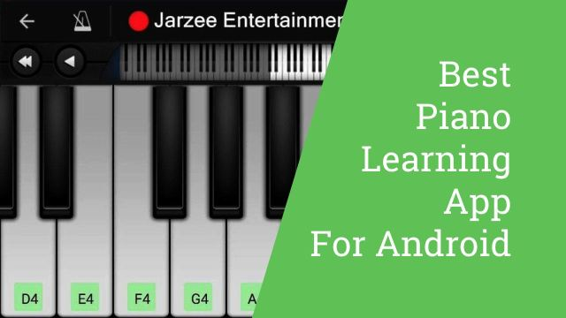 best piano learning app for android