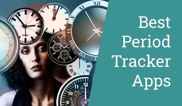 Best Period Tracker Apps