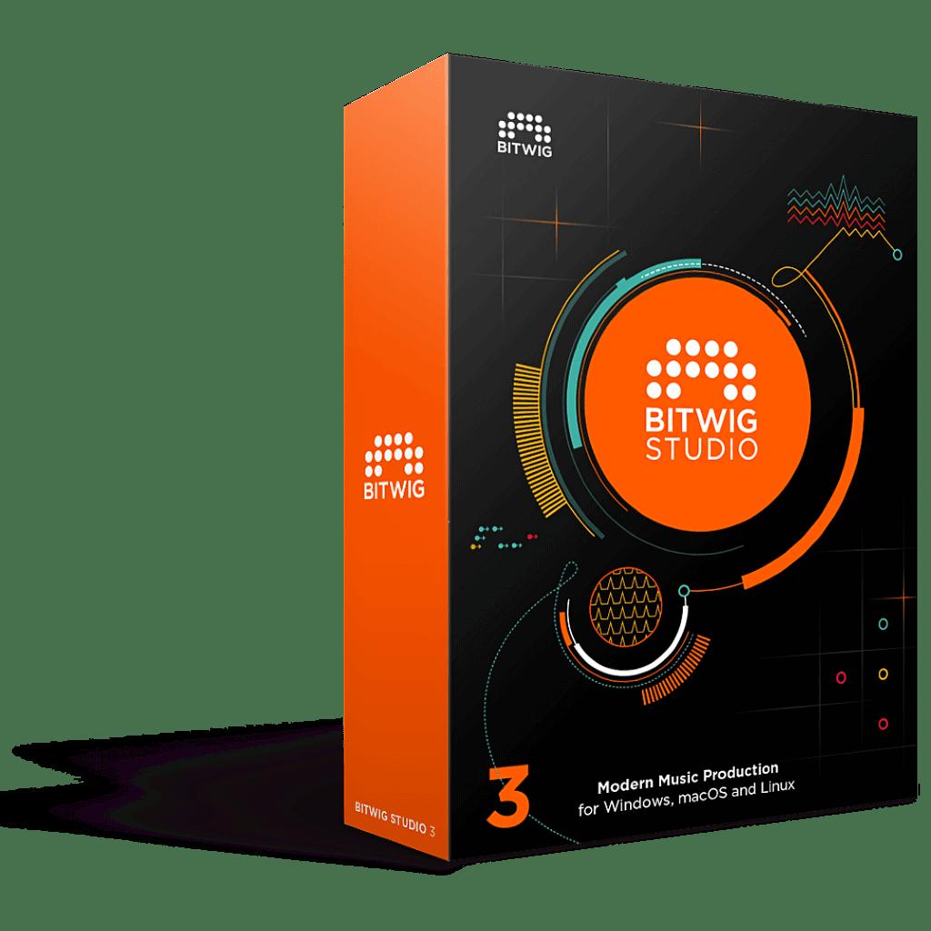 Bitwig Studio 8 Track