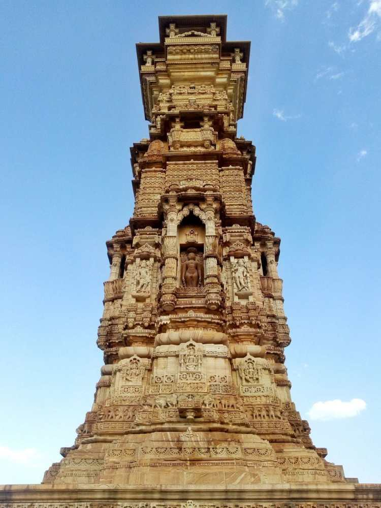Keerti stambha tower