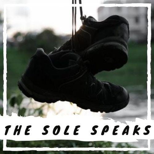 The Sole Speaks
