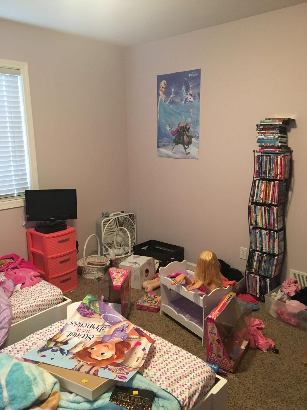 M Amp K Bedroom Make Over