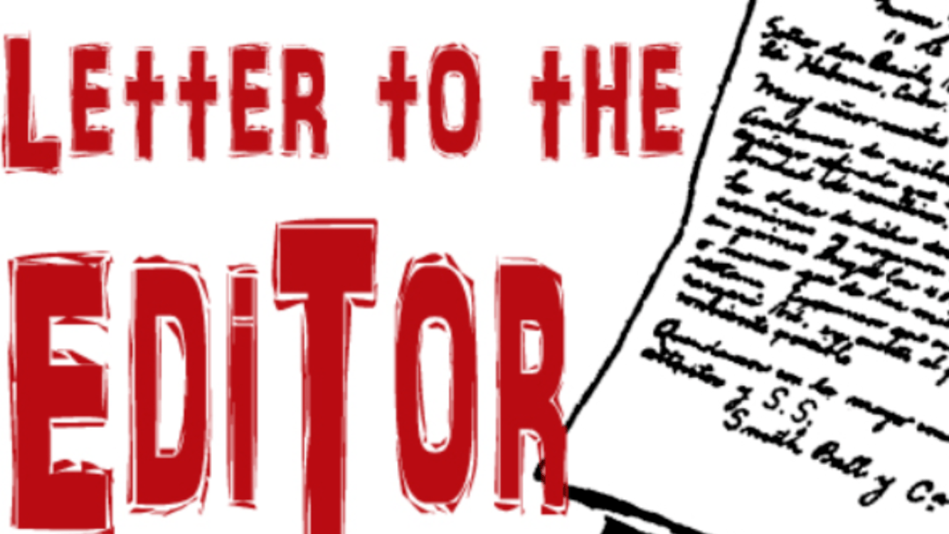 Letter to the Editor:In Response to Recent Somerville News