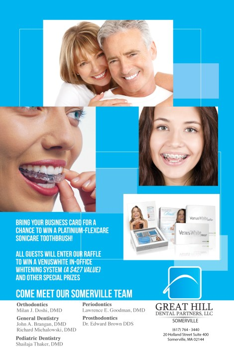 Great Hill Dental ad