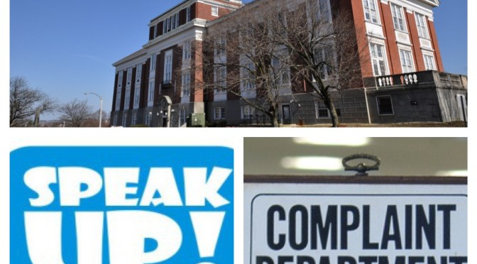 Somerville News Weekly Speak Up Line