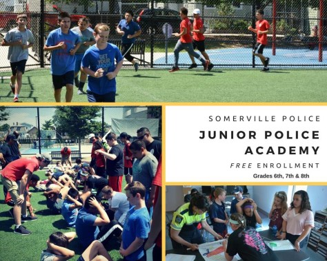 Somerville PD Junior Police Academy | The Somerville News Weekly