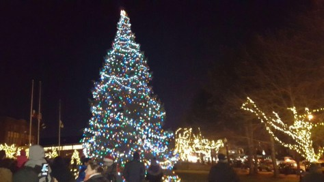 SOMERVILLE – Join Mayor Curtatone and City staff for Somerville's annual  holiday celebrations, kicking off on Thursday, December 6, with the Christmas  Tree ... - Celebrate The Holidays In Somerville With Christmas Tree Lighting