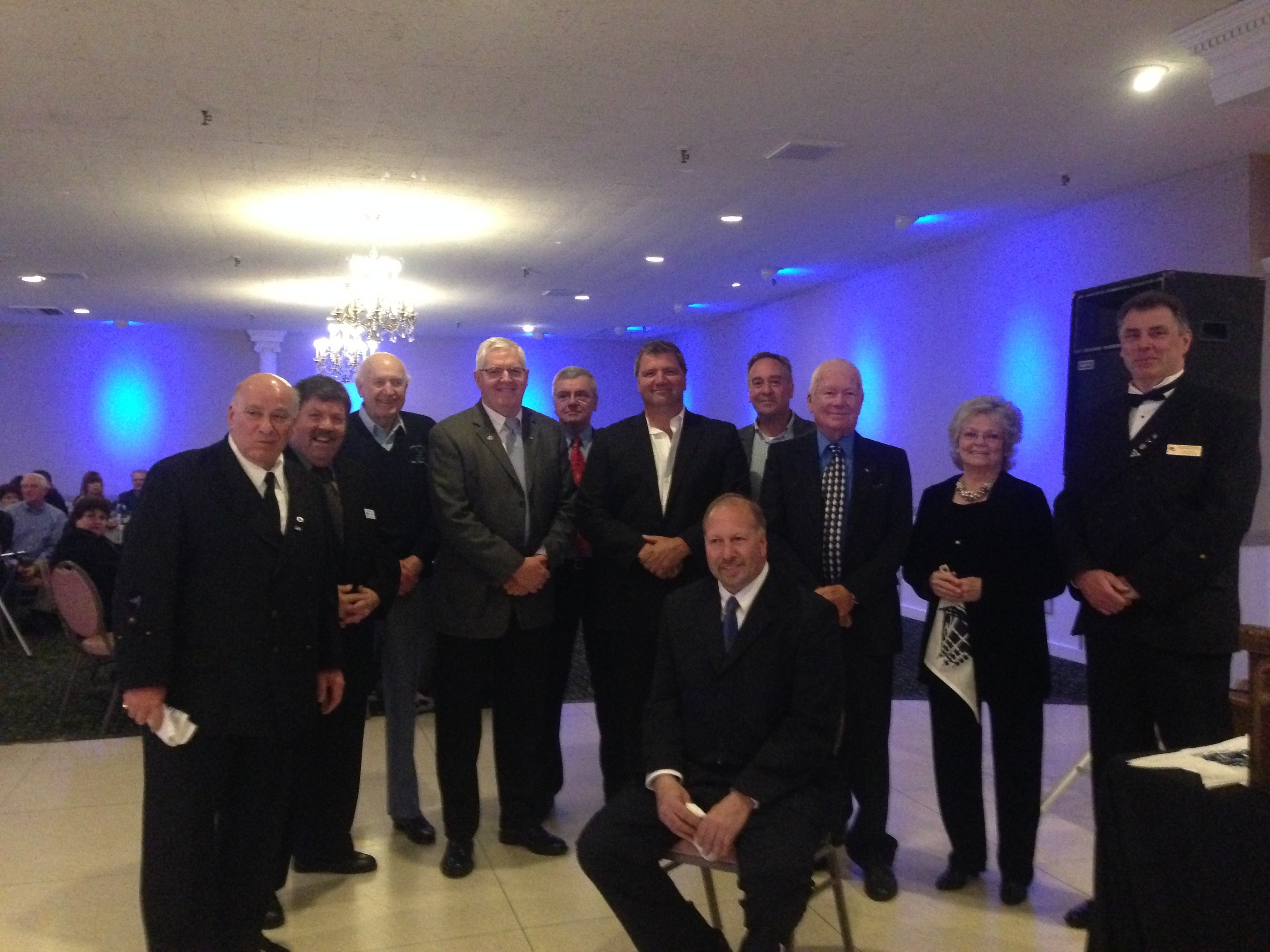 2014 Installation And Opening Night Commodores Ball MVYC