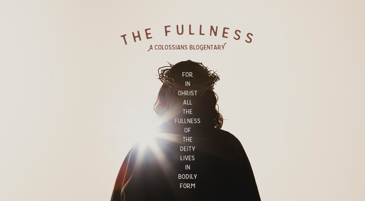 Image result for jesus is the fullness of God in body