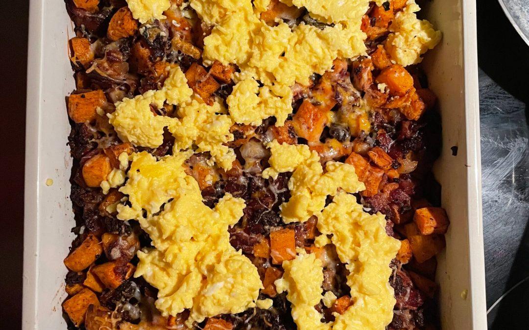 Chipotle Sweet Potato Chorizo Hash – Make it Ahead or Make it Right Now