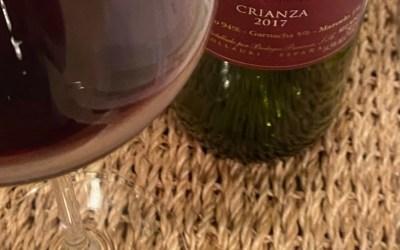 Wine Review: Beronia Rioja Crianza 2017