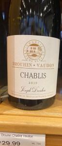 White Burgundy Wine