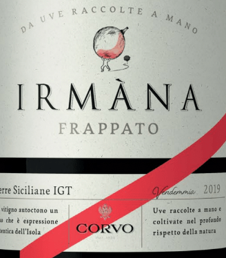 Irmàna Frappato Wine Review and Sicilian Wines