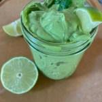 Cilantro Lime Crema Avocado