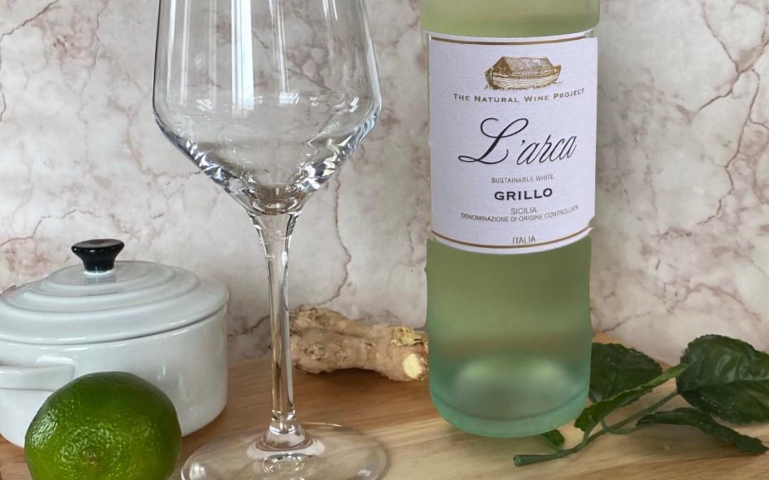 Grillo: Sicilian White Wine