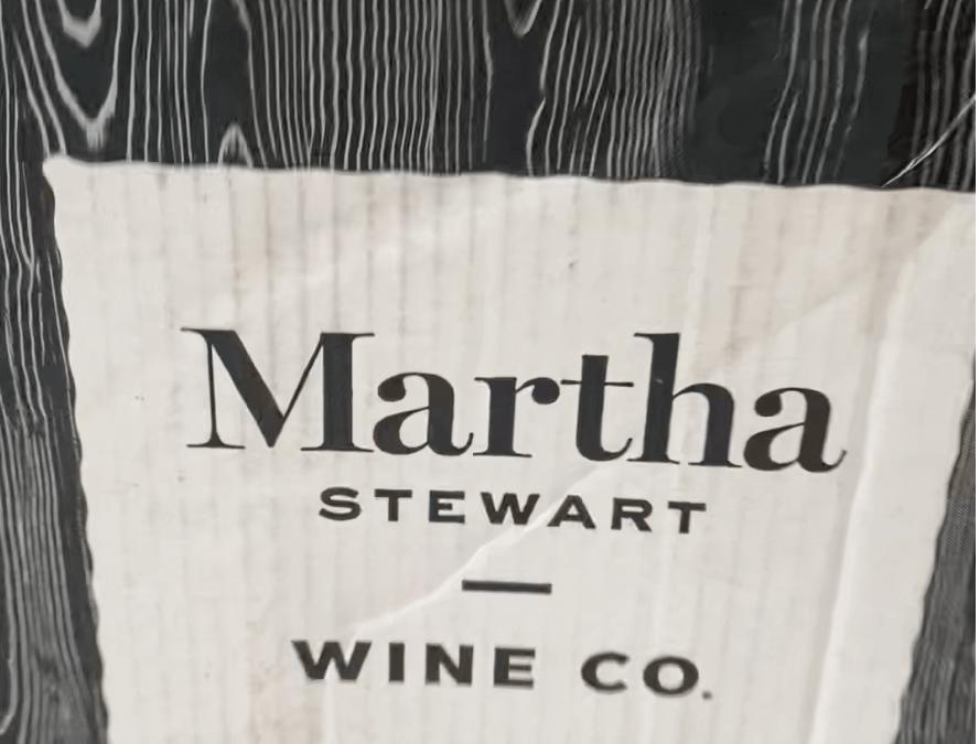 Review of Martha Stewart Wine Co