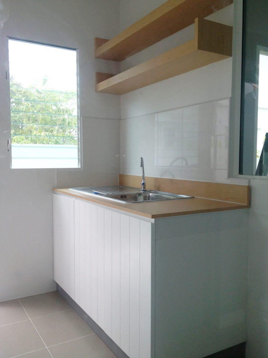 Kitchen / After