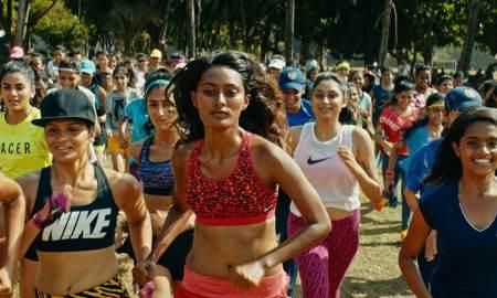 Deepika Padukone Does Da Da Ding for Nike