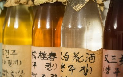 Soju, Makgeolli, Takju, Cheongu–What are the differences?