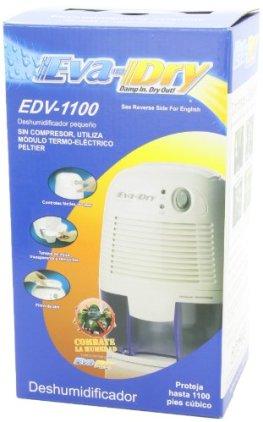Eva-Dry Edv-1100 Petite Dehumidifier Review