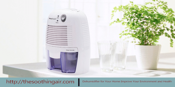 Dehumidifier for Home