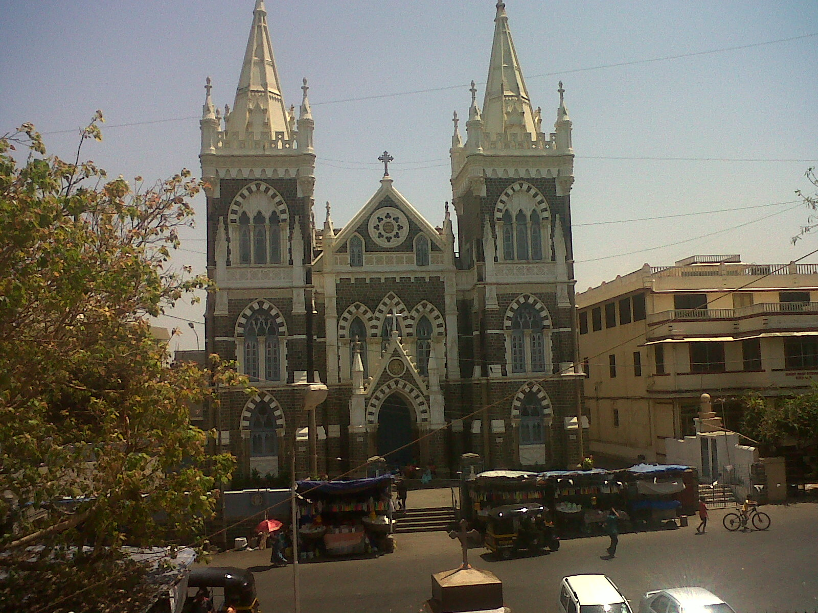 The Mount Mary Fair In Bandra