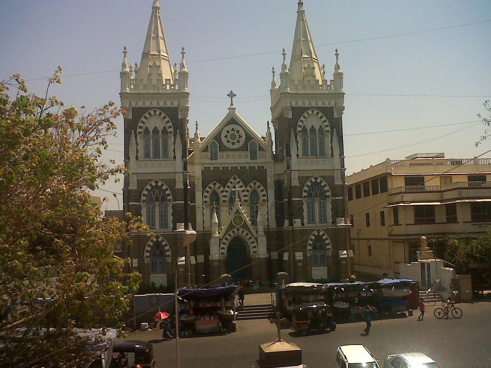 The Mount Mary Fair In Bandra
