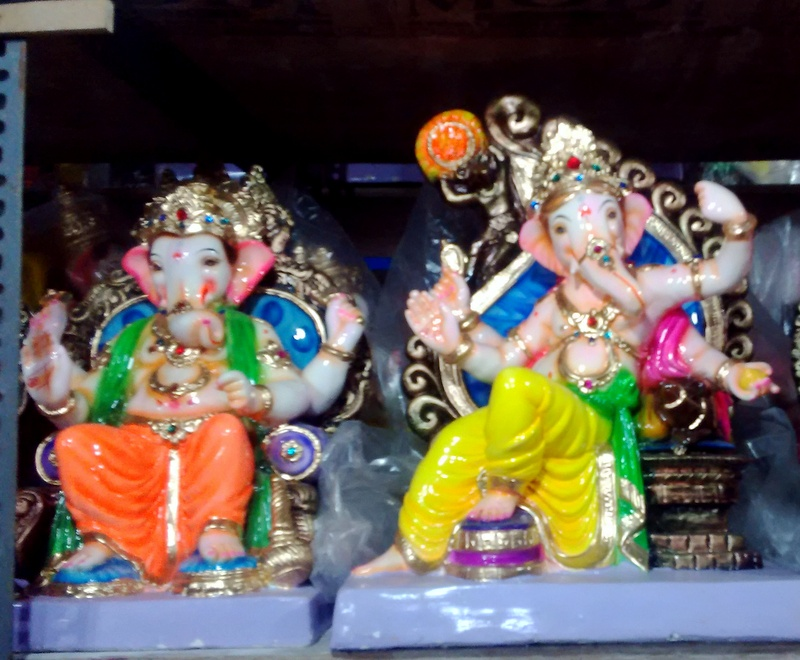 How The Idols of Lord Ganesha Are Made