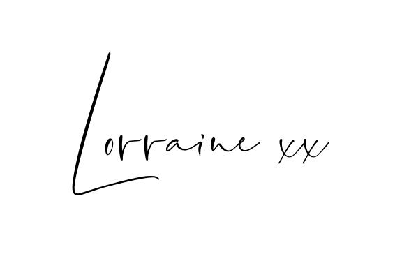 Lorraine xx