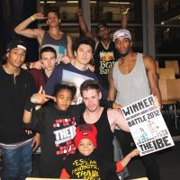 Soul Mavericks: Taking the title as European Crew Champions @ IBE The Notorious 2012 in Holland!