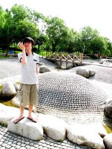 Seonyudo Island Park, Yeongdeungpo-gu, Seoul, Korea