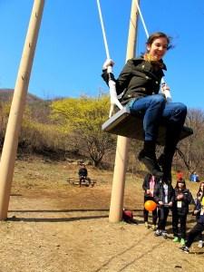 Icheon, Korea: Sansuyu Festival