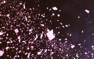 Seoul, Korea: Lotus Lantern Festival 2013, confetti