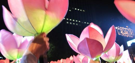 Seoul, Korea: Lotus Lantern Festival 2013