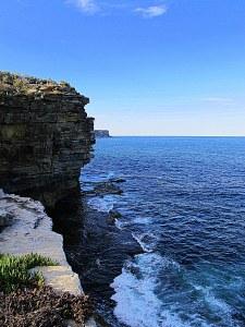 Sydney, Australia: Cliffs from Watson's Bay