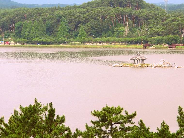 Gangneung, Korea: Gyeongpo Lake