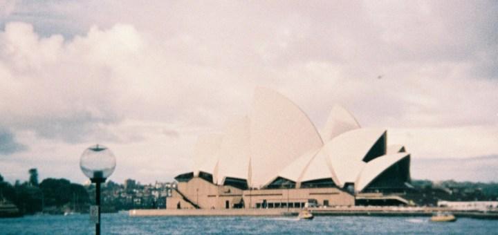 Fujica Film: Sydney Australia, Opera House